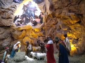 Presépio Igreja São Benedito 2018