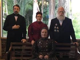 Esculturas - Familia Imperial