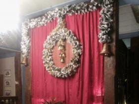Ornamentação Natal
